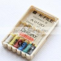 K-File, Dentsply Maillefer (K-файлы), #15-40, 25mm