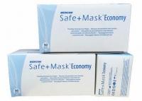 Маски медицинские MEDICOM Safe Mask Economy