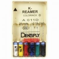 K-reamer, DENTSPLY (К-ример), #15-40, 21mm