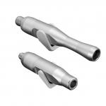 Стоматологический клапан для слюноотсоса SE и для пылесоса HVE